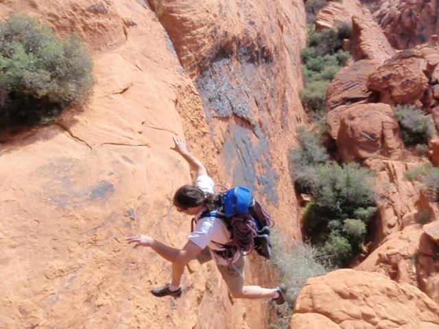 jump at red rocks