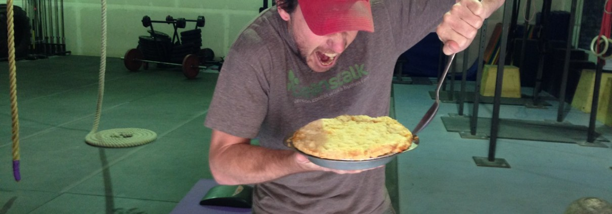 I got a pie, yooooouuuu didn't!!!!